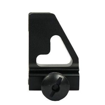High Profile Detachable Front Iron Sight for Flat top Picatinny Weaver Rail