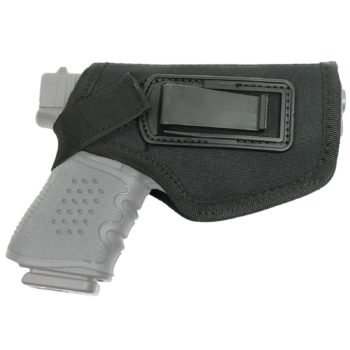 Inside The Pants Holster Concealed Pistol Carry Holster Right Hand IWB Black/Tan