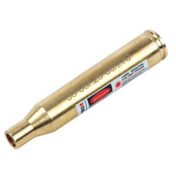 Red Dot Laser Boresighter Brass Bore sighter for 30-06 Springfield .25-06 / 270